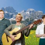 Inspireras av Sound of music i Växjö