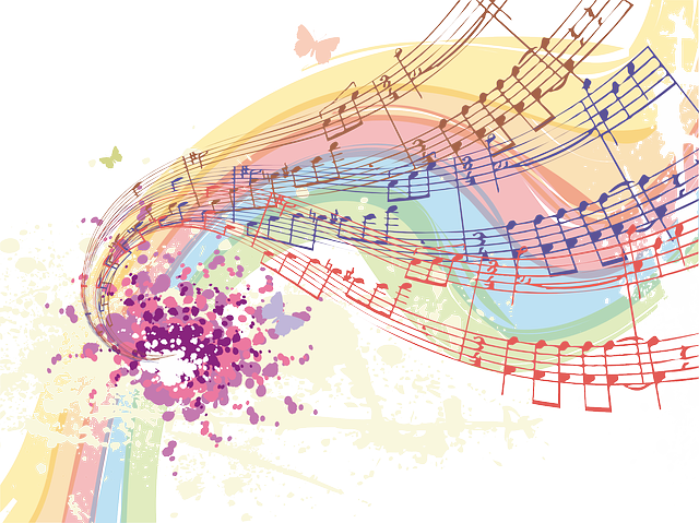 Foto: http://pixabay.com/en/music-notes-abstract-159870/