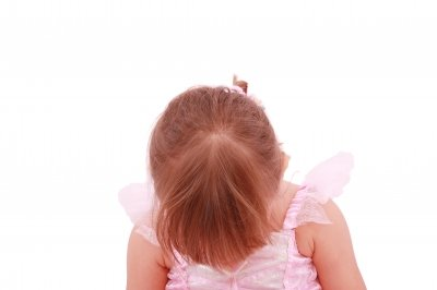 """Little Girl Looking Down"" by David Castillo Dominici/Free digitals photos.net"