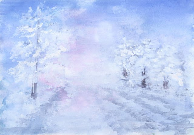 snow halina larsson